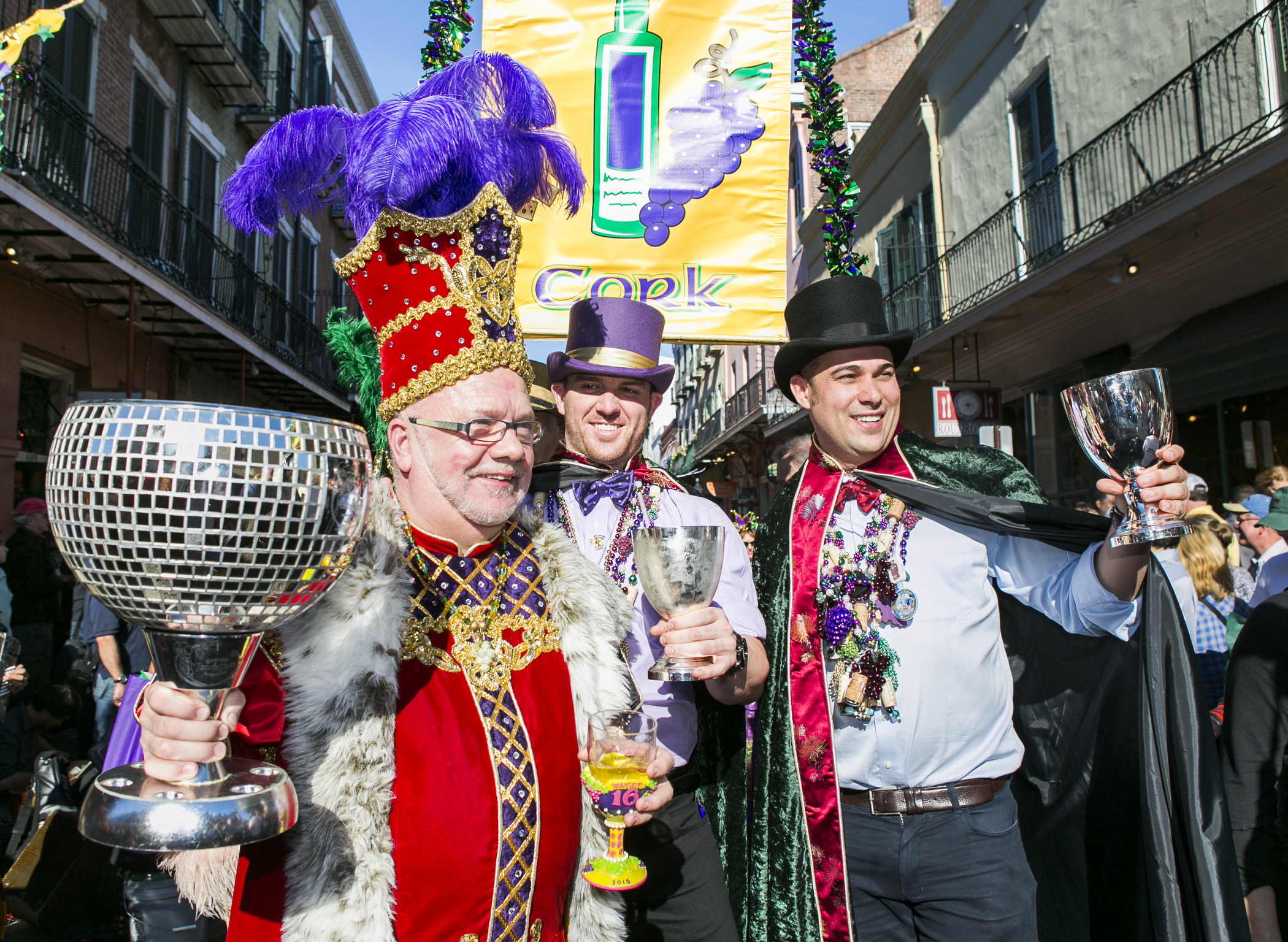 2018 New Orleans Calendar of Events