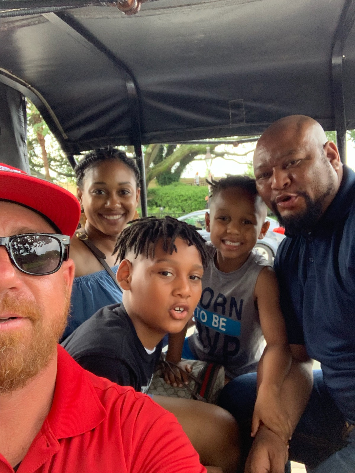 deuce mcallister carriage tour